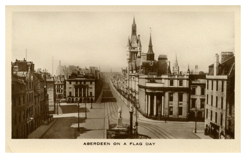 Aberdeen Flag Day