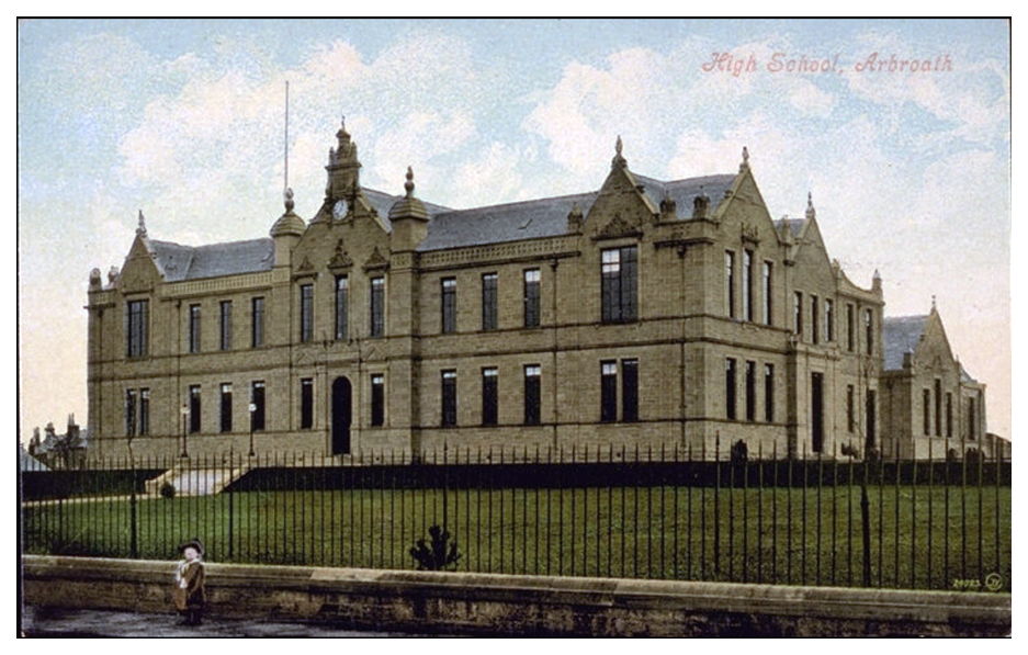Arbroath High School